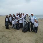 Il team Baia Felix Sulle Spiagge di Baia Felice
