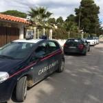 Carabinieri a Baia Felice