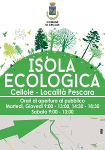 Nuova isola Ecologica