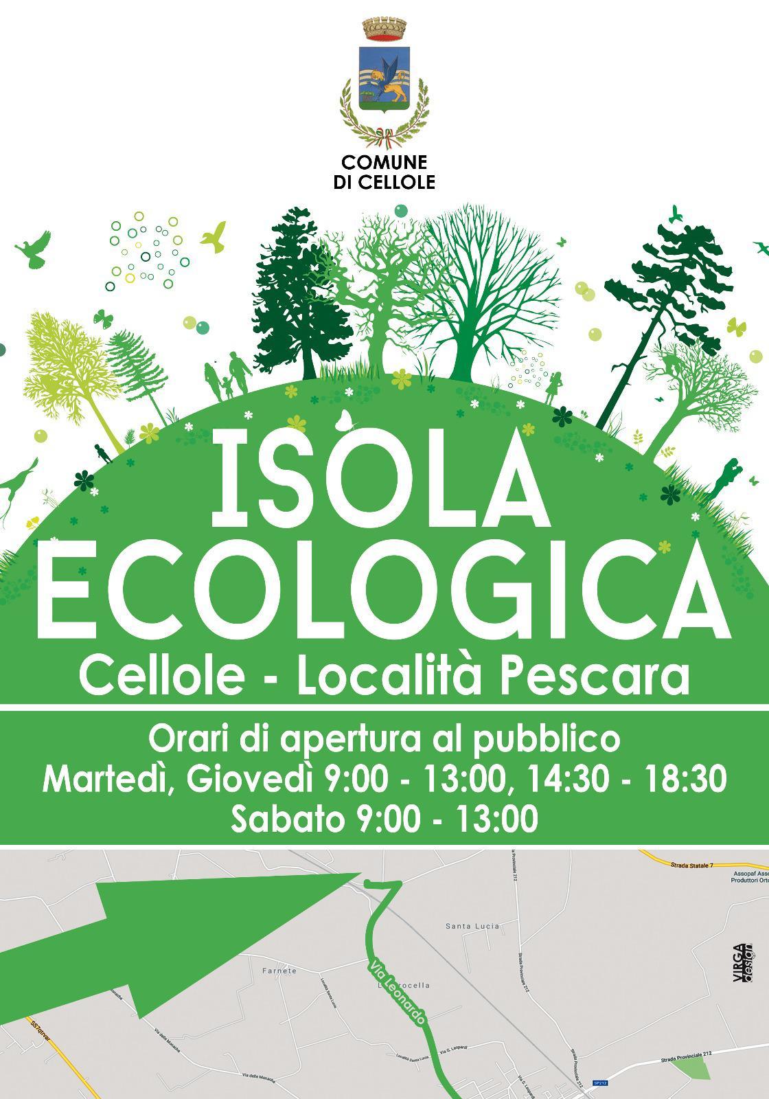 Raccolta Differenziata Isola Ecologica