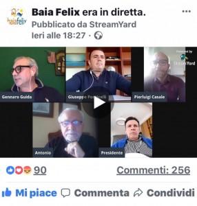 Diretta Baia Felix